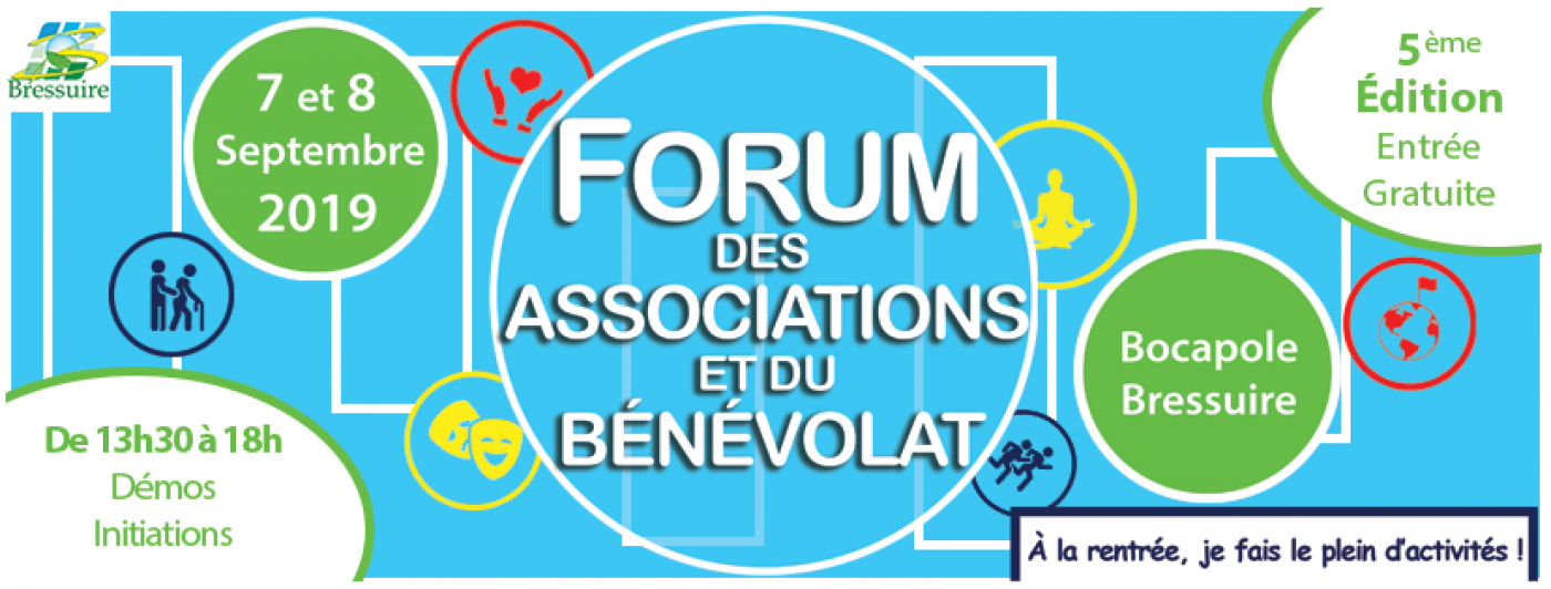 Le HCB au Forum des Associations 2019